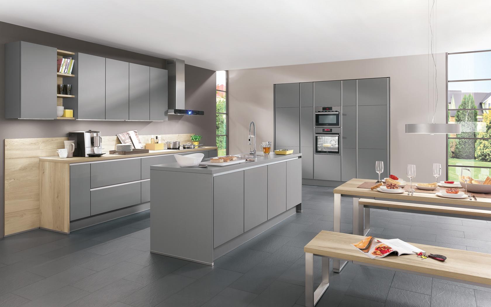 atrium k chenhaus angerm ller 39 s atrium k chenwelt. Black Bedroom Furniture Sets. Home Design Ideas