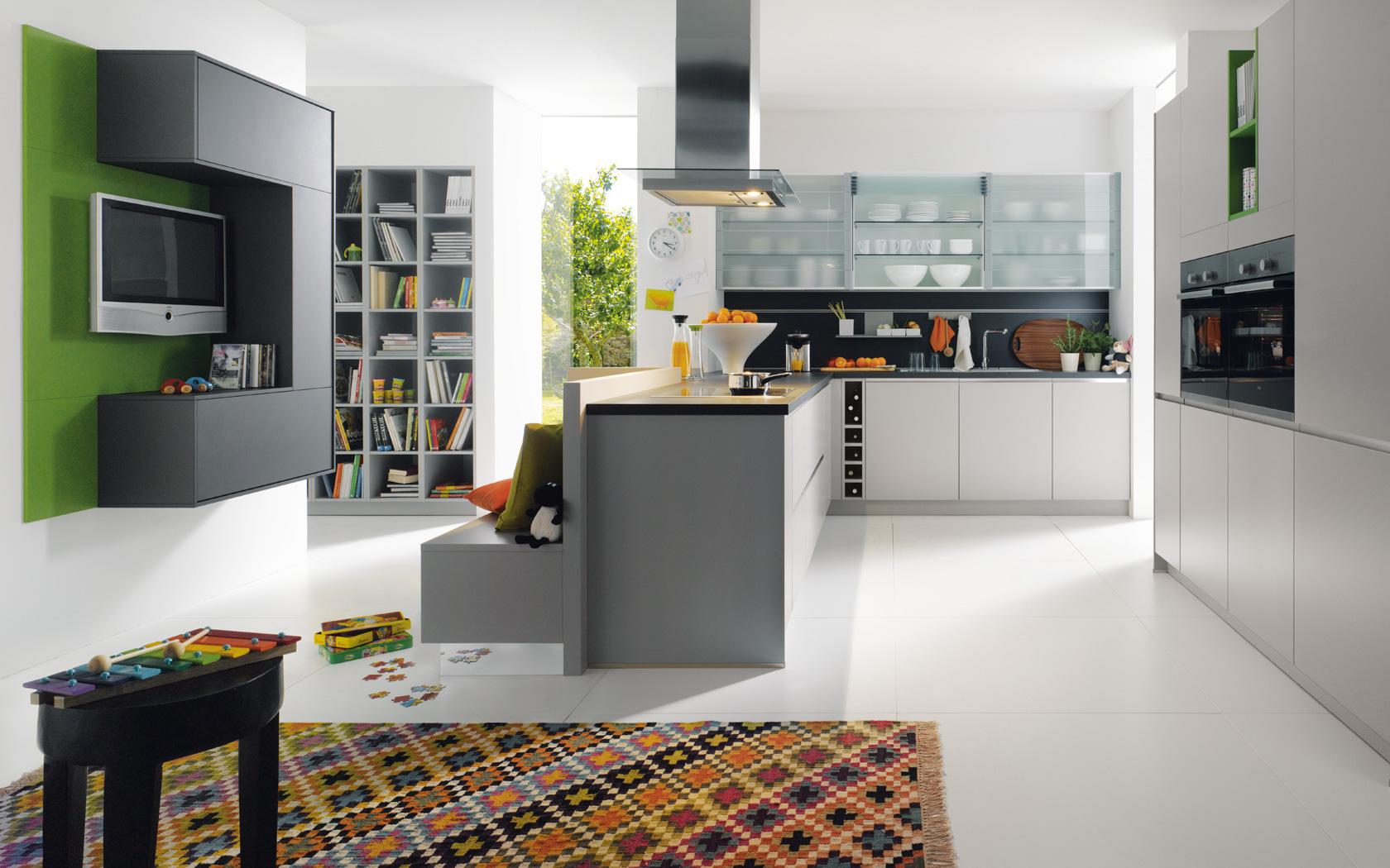Atrium Küchenhaus - Angermüller\'s Atrium Küchenwelt